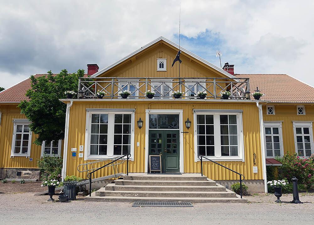Noticias de hoteles. Noticias de turismo. Hotel Toftaholm Herrgard
