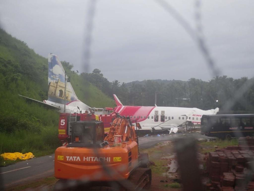 Noticias de aviones. Noticias de aviación. Noticias de aeropuertos. Accidente de Air India Express en Kerala
