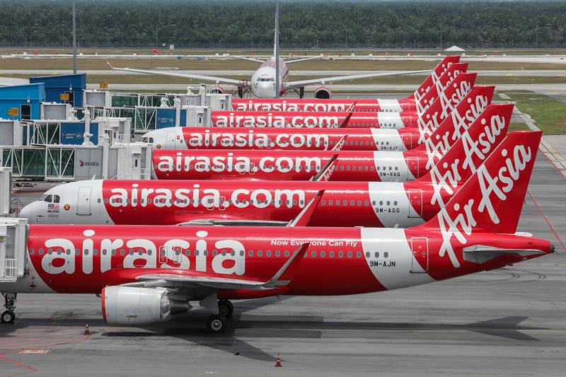 Noticias de aerolíneas. Noticias de aviones. Noticias de turismo. Aviones de Air Asia