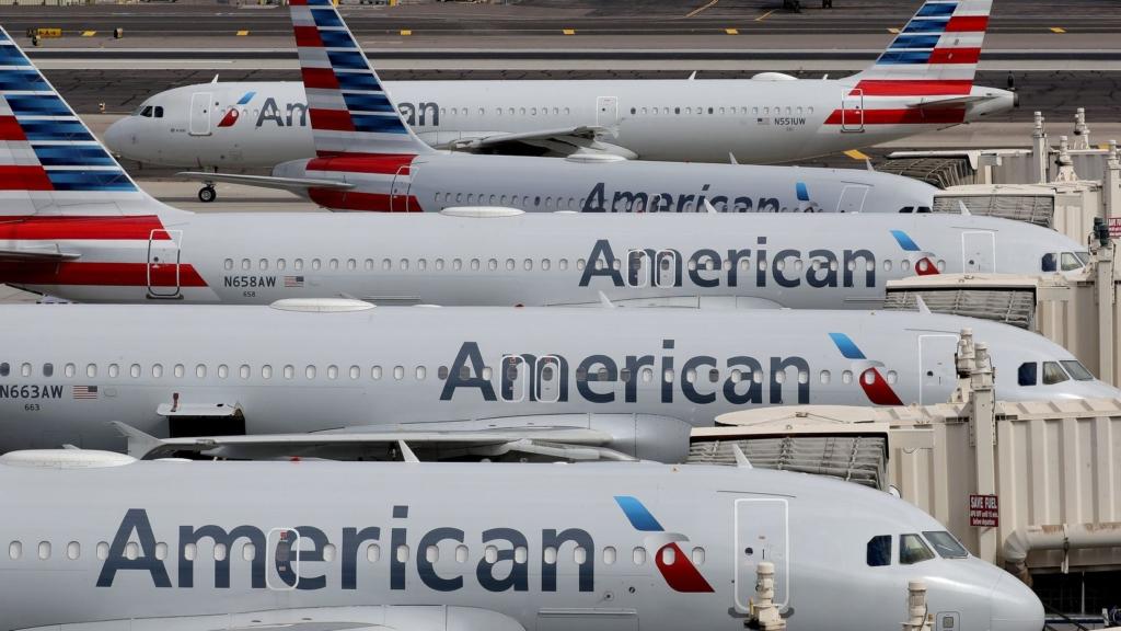 Noticias de aerolíneas. Noticias de aeropuertos. Aviones de American Airlines