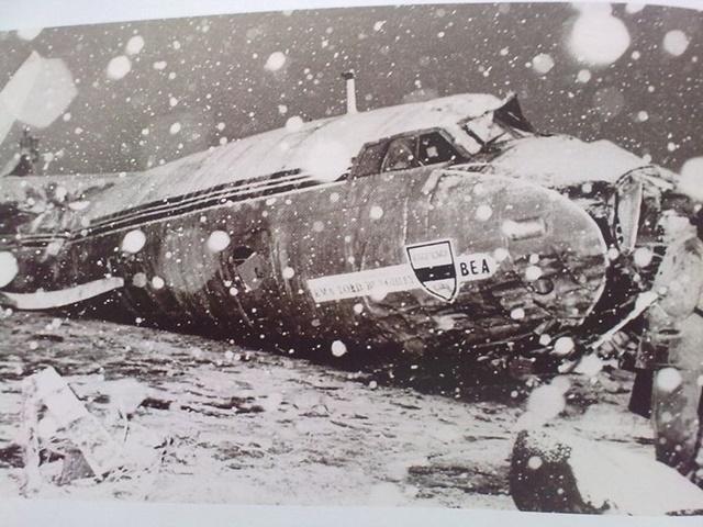 Noticias de aviones. Noticias de aviación. Noticias de aeropuertos. Accidente del Manchester United en 1958 en Berlin