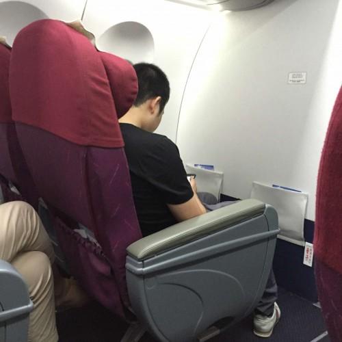 Noticias de aerolíneas. Noticias de aviones. Cabina de avión de Air Koryo
