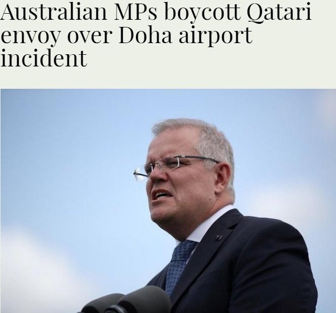 Noticias de aerolíneas. Noticias de aeropuertos. Noticia en la prensa árabe.