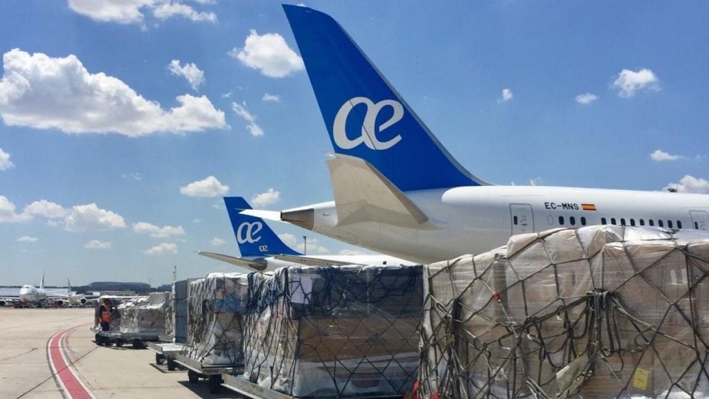 Noticias de aerolíneas. Noticias de aviones. Aeronaves de Air Europa