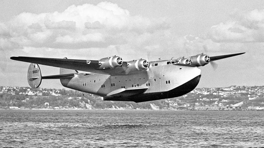 Noticias de aerolíneas. Noticias de aviones. Boeing 314 Clipper, de la aerolínea inglesa BOAC