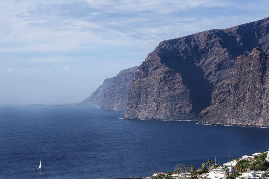Noticias de turismo. Costa de los Gigantes, en Tenerife