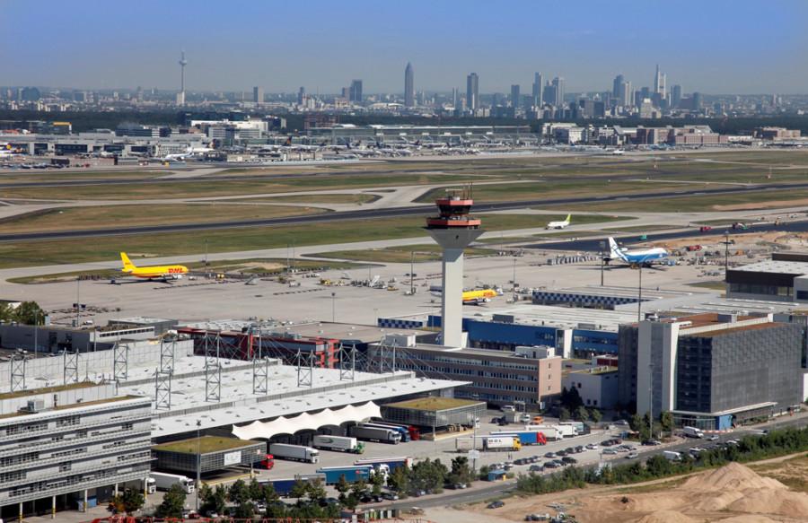 Noticias de aerolíneas. Noticias de aviones. Noticias de aeropuertos. Cargocity en aeropuerto de Frankfurt.