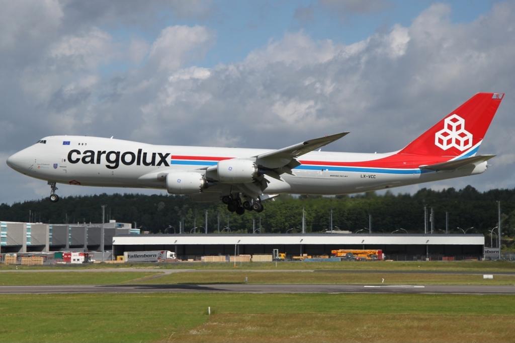 Noticias de aerolíneas. Noticias de aviones. Noticias de aeropuertos. Boeing 747 de Cargolux