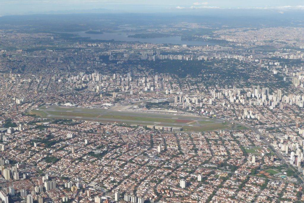 Noticias de aeropuertos. Noticias de aviones. Noticias de aerolíneas. Cogonhas International Airport en Sao Paulo