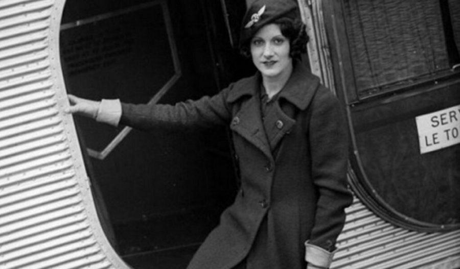 Noticias de aerolíneas. Noticias de aviones. Ellen Church, primera azafata de vuelo