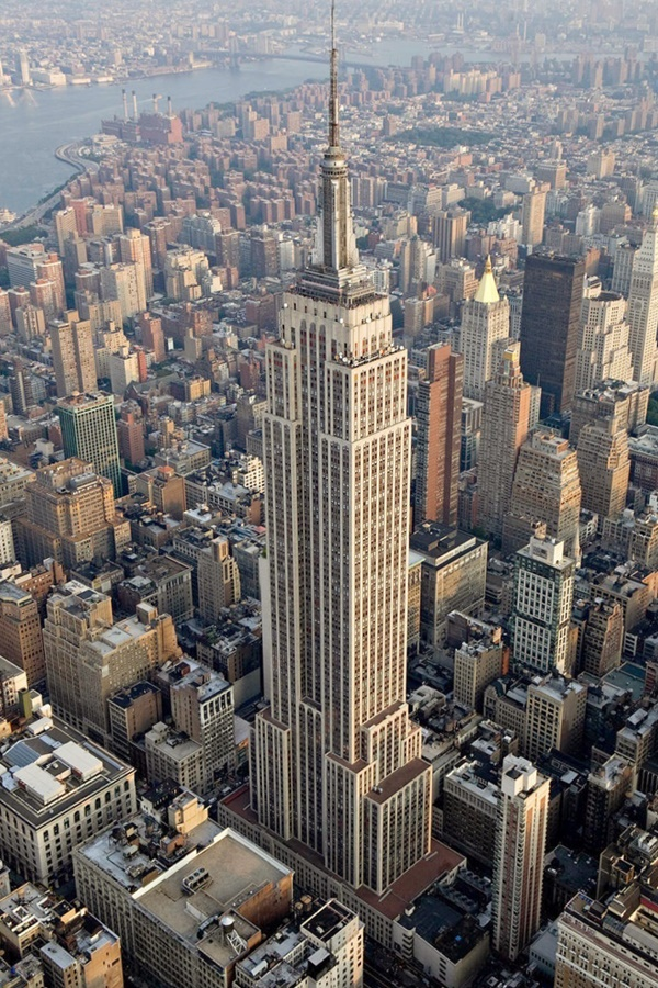 Noticias de aerolíneas. Noticias de aeropuertos. Empire State Building, en Nueva York