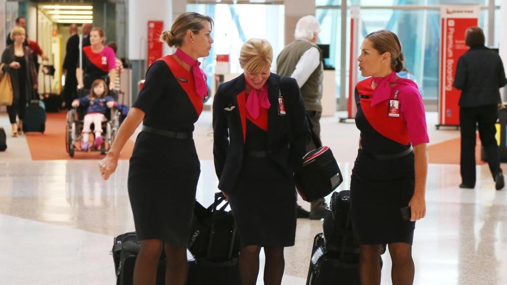 Noticias de aerolíneas. Noticias de aviones. Tripulantes de cabina