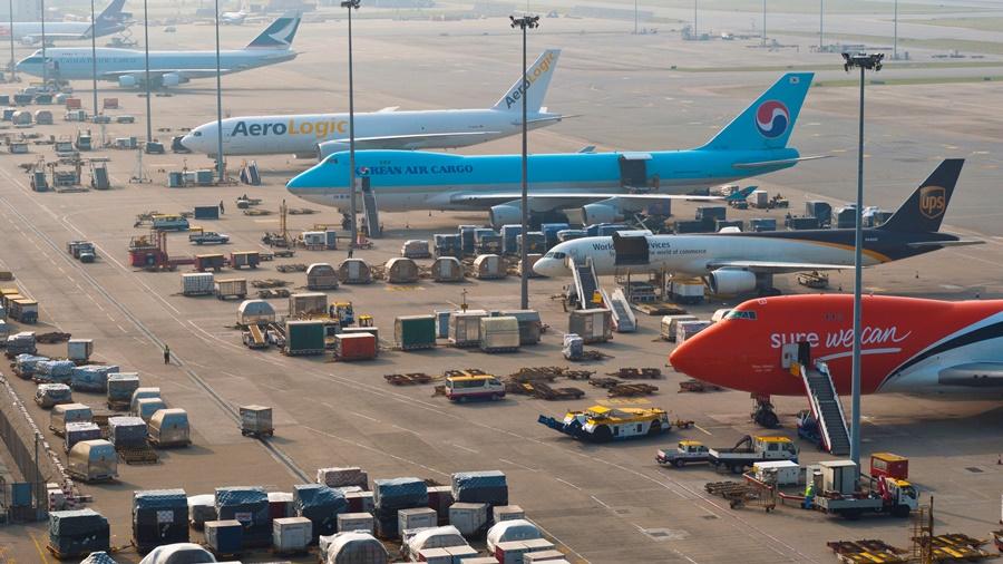 Noticias de aerolíneas. Noticias de aviones. Noticias de aeropuertos. Aeropuerto Internacional de Hong Kong