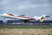 Noticias de aerolíneas. Noticias de aviones. Accidente de Iberia en monte Oiz.