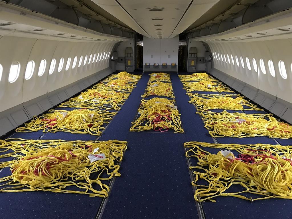 Noticias de aerolíneas. Noticias de aviones. Noticias de aeropuertos. Airbus A330 de Iberia para carga de mercancías
