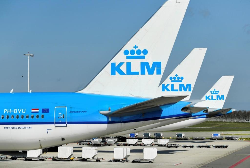 Noticias de aerolíneas. Noticias de compañías aéreas. Noticias de turismo. Aviones de KLM