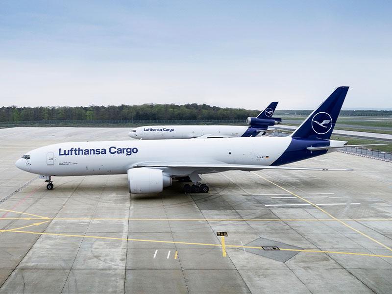 Noticias de aerolíneas. Noticias de aviones. Noticias de aeropuertos. Aviones de Lufthansa Cargo