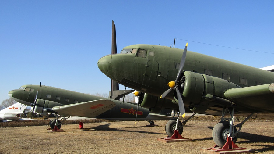 Noticias de aerolíneas. Noticias de aviones. Lisunov LI-2 de la URSS.
