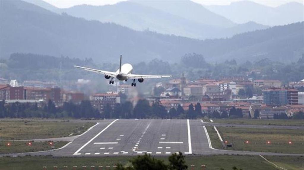 Noticias de aeropuertos. Noticias de aviones. Noticias de aerolíneas. Aeropuerto de Bilbao