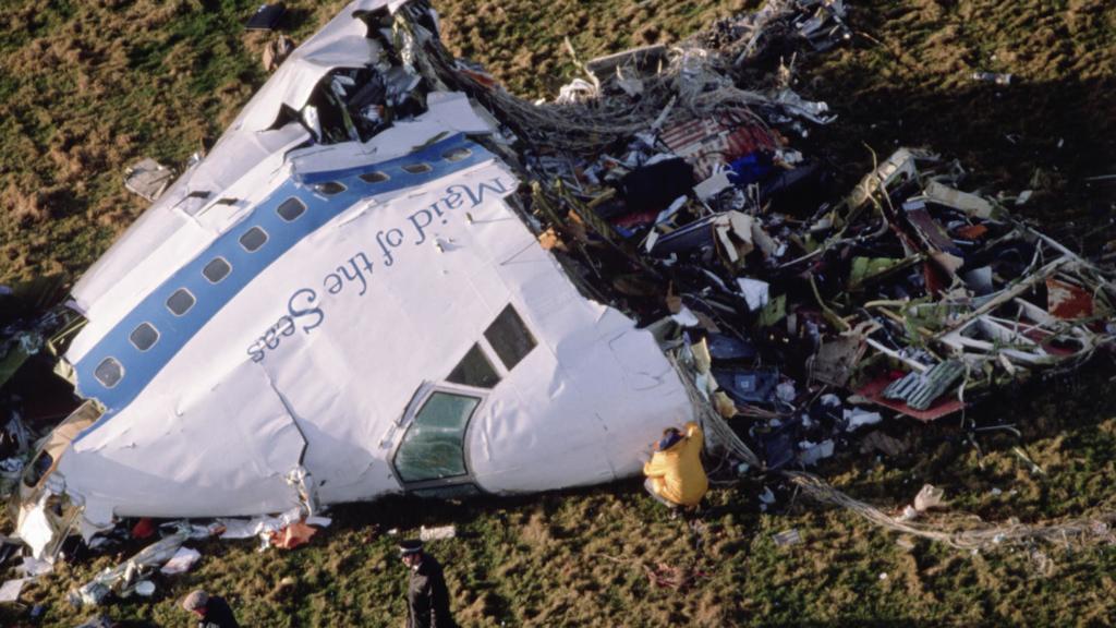 Noticias de aerolíneas. Noticias de aviones. Atentado contra el avión de Pan Am en Lockerbie