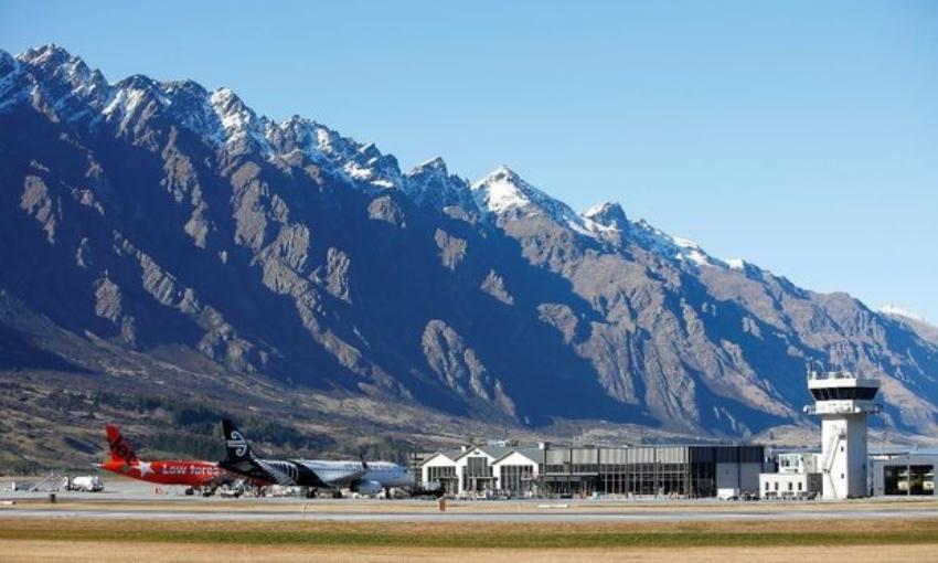 Noticias de aeropuertos. Noticias de aviones. Noticias de aerolíneas. Aeropuerto de Queenstown, en NZ