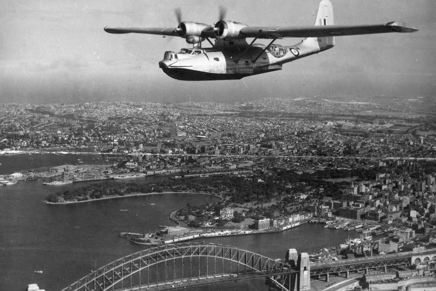 Noticias de aerolíneas. Noticias de aviones. Hidroavión Catalina de Qantas