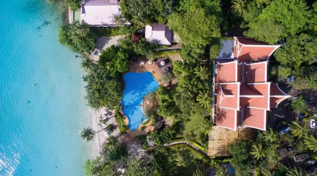 Noticias de turismo. Noticias de hoteles. Hotel Seaview de Koh Chang, en Tailandia