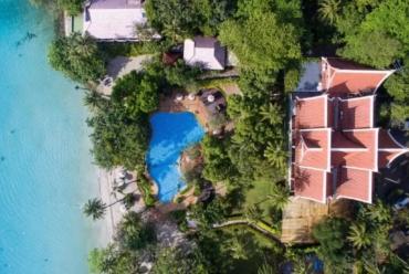 Noticias de turismo. Noticias de hoteles. Hotel Sea View en Koh Chang, Tailandia