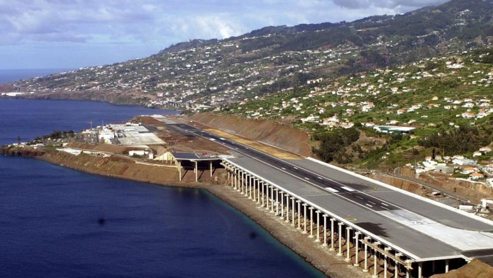 Noticias de aeropuertos. Noticias de aerolíneas. Noticias de aviones. Cristiano Ronaldo Airport en Madeira