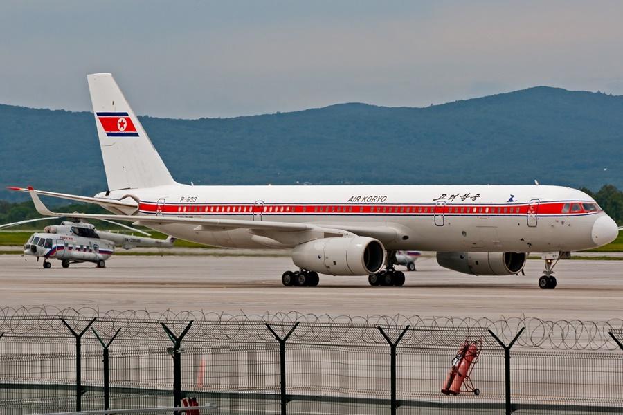 Noticias de aviones. Noticias de aerolíneas. Tupolev 204 de Air Koryo