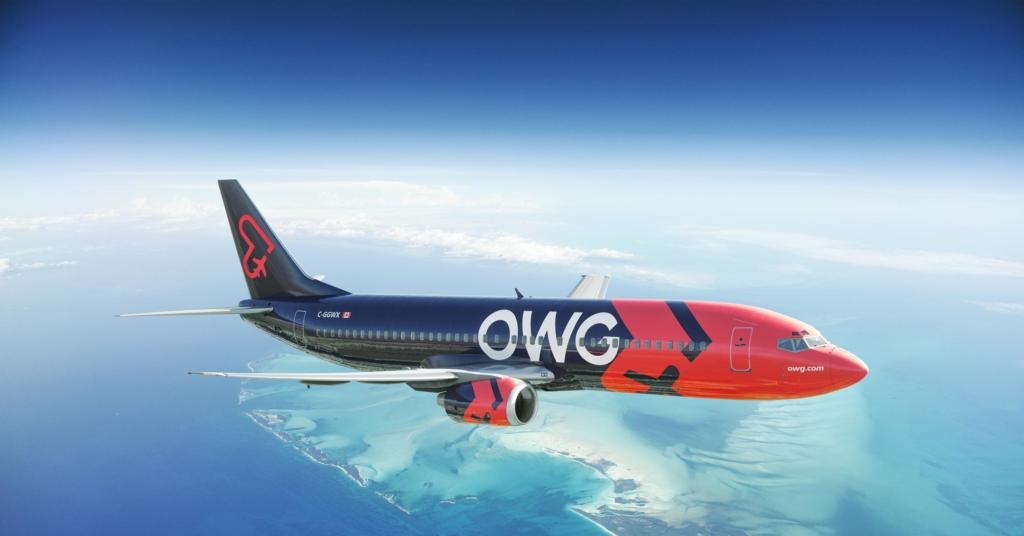 Noticias de aerolíneas. Noticias de compañías aéreas. Boeing 737 de OWG