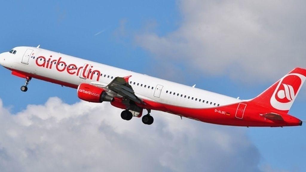 Noticias de aerolíneas. Noticias de compañías aéreas. Avión de Air Berlin