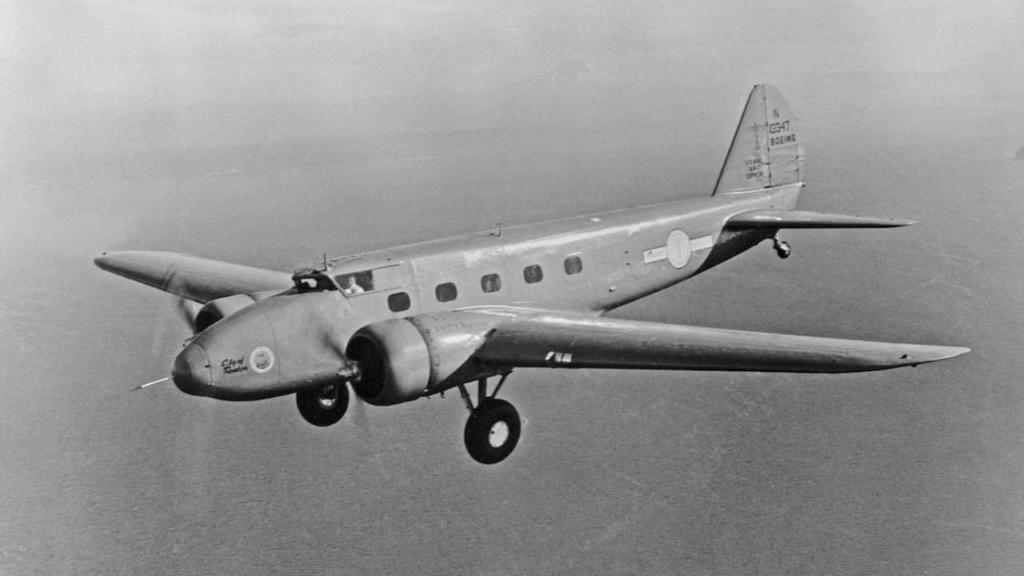 Noticias de aviones. Noticias de aerolíneas. Boeing 247