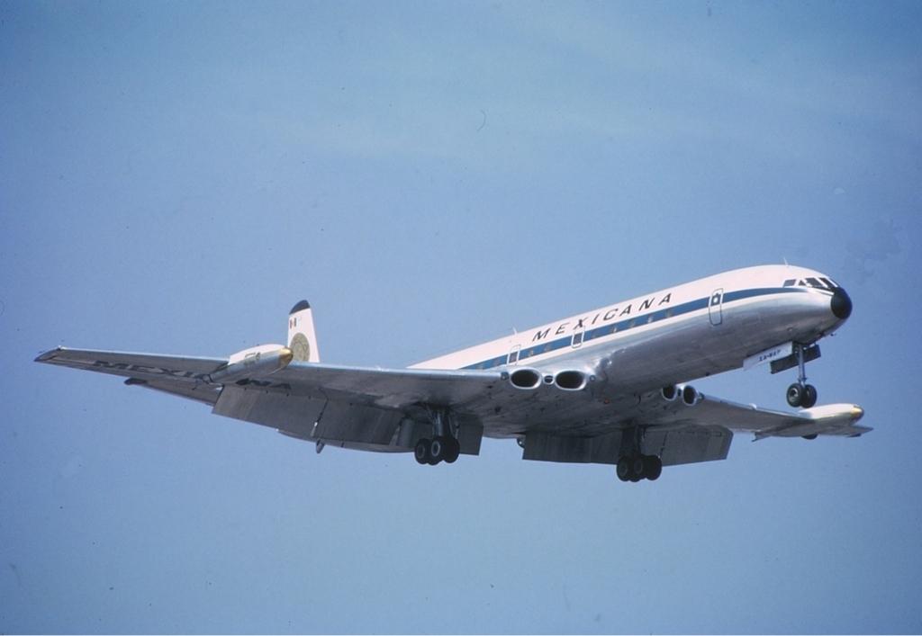 Noticias de aviación. Noticias de aviones. De Havilland Comet
