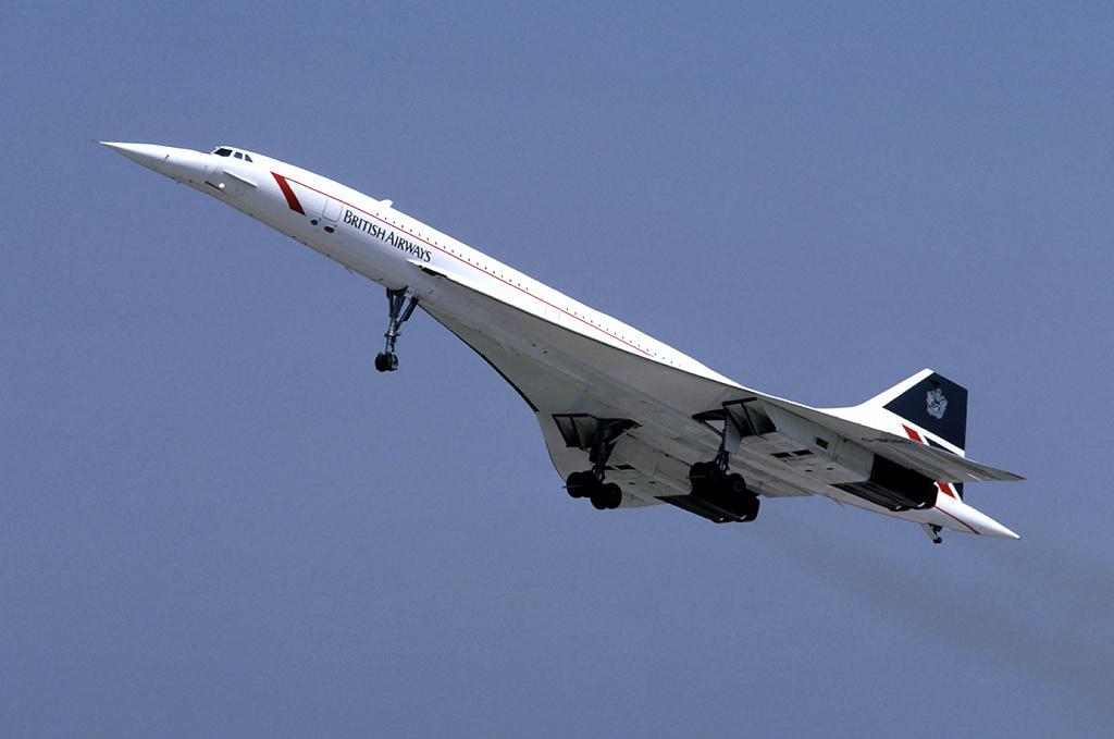 Noticias de aviación. Noticias de aviones. Concorde de British Airways