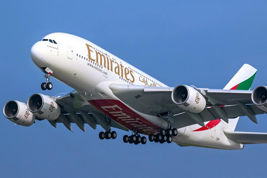 Noticias de aerolíneas. Noticias de aviones. Noticias de compañías aéreas. Airbus A380 de Emirates