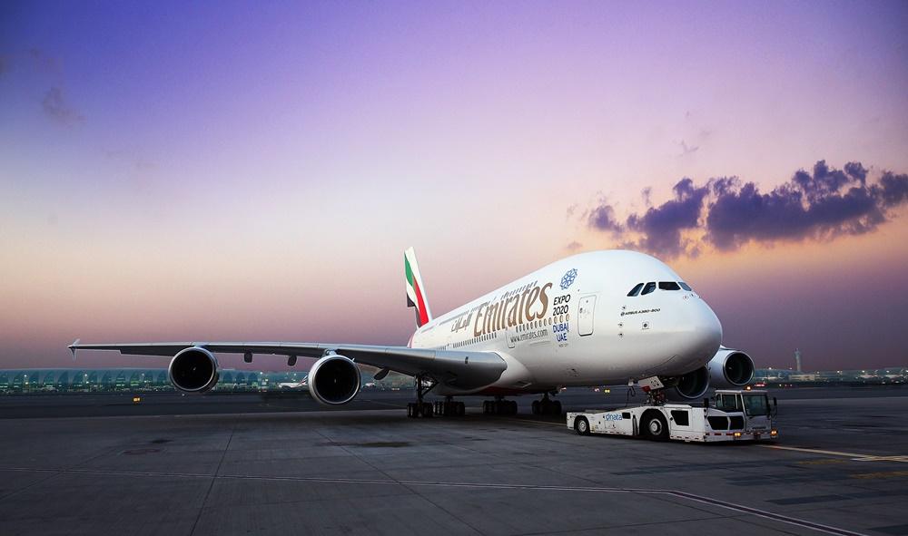 Noticias de aerolíneas. Noticias de aviones. Noticias de compañías aérea. Airbus A380 de la aerolínea Emirates