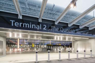 Noticias de aeropuertos. Acceso a terminal en aeropuerto de Heathrow