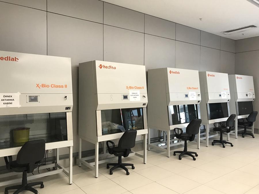 Noticias de aeropuertos. Instalaciones sanitarias en el aeropuerto internacional de Estambul