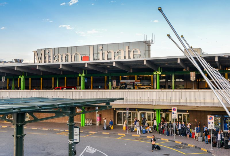 Noticias de compañías aéreas. Noticias de aerolíneas. Aeropuerto de Milán Linate