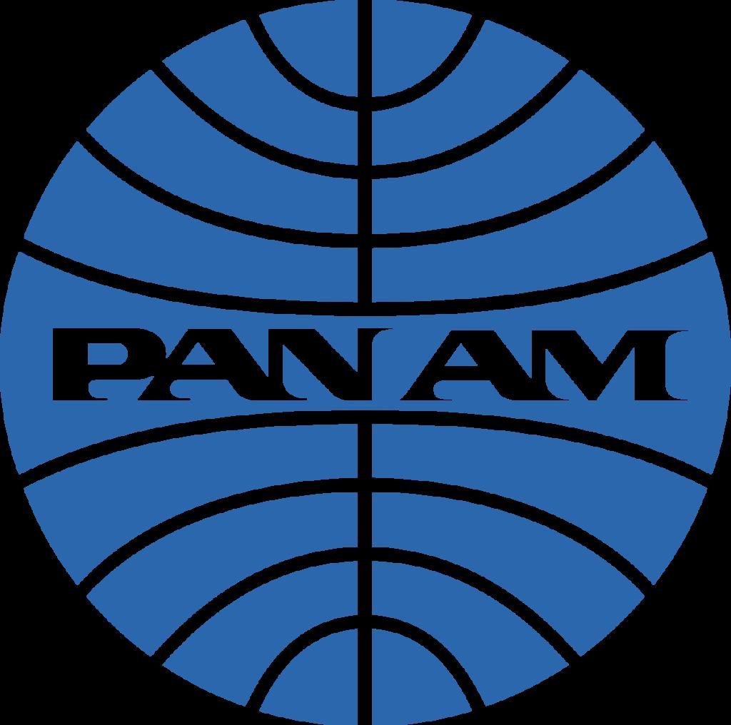 Noticias de aviación. Noticias de aerolíneas. Logo de Pan Am versión 1957