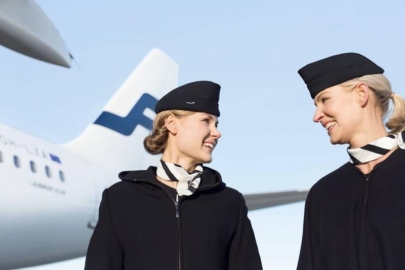 Noticias de aerolíneas. Noticias de compañías aéreas. Tripulación de cabina de Finnair