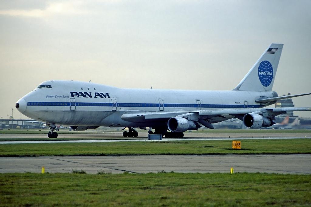 Noticias de aerolíneas. Noticias de compañías aéreas. Boeing 747 de Pan Am