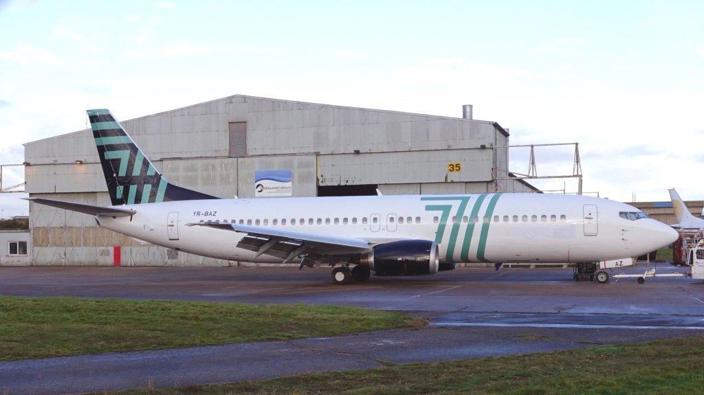 Noticias de aerolíneas. Noticias de compañías aéreas. Airseven, nueva compañía aérea en Dinamarca