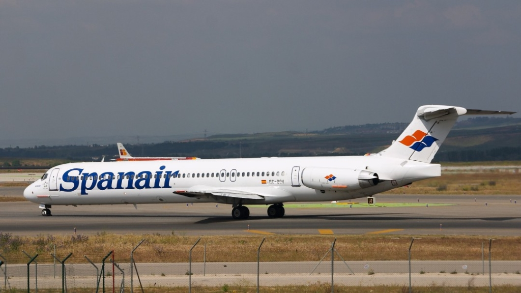 Noticias de aerolíneas. Noticias de compañías aéreas. Avión de Spanair