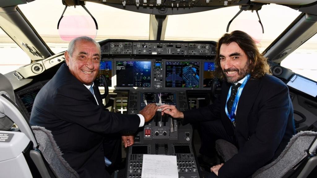 Noticias de aviación. Noticias de compañías aéreas. Juan José Hidalgo, propietario de Air Europa