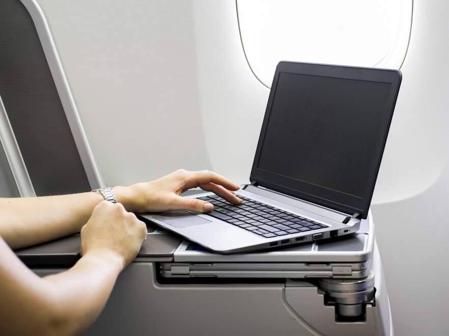 Noticias de aviación. Noticias de aviones. Primeros aviones con conexión wifi de pago