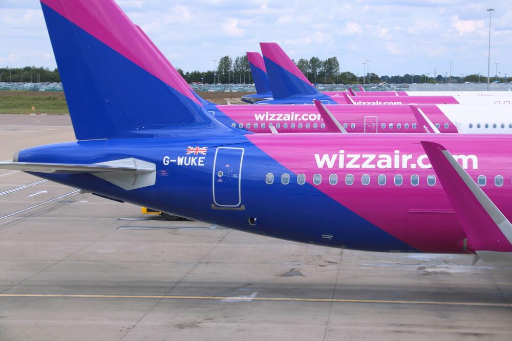 Noticias de aerolíneas. Noticias de compañías aéreas. Flota de la aerolínea Wizzair