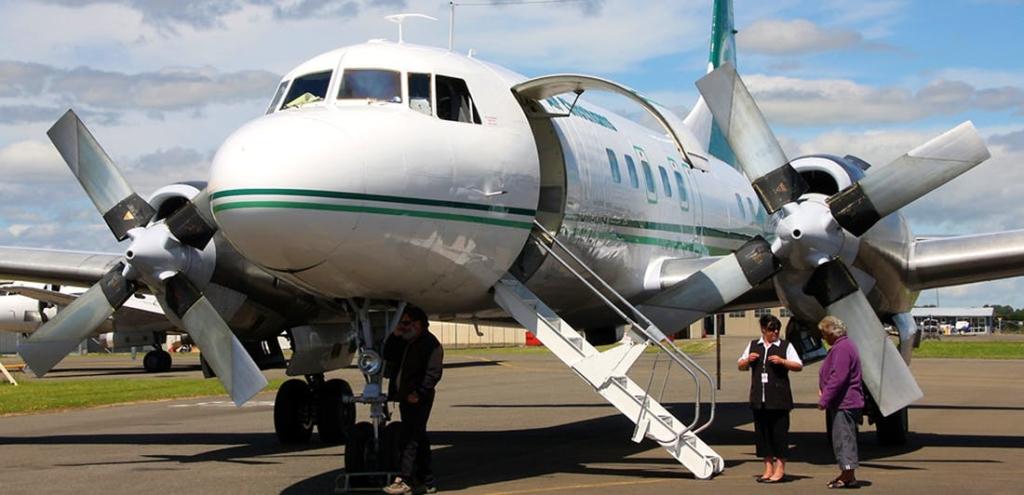 Noticias de aerolíneas. Noticias de compañías aéreas. Convair de Air Chathams