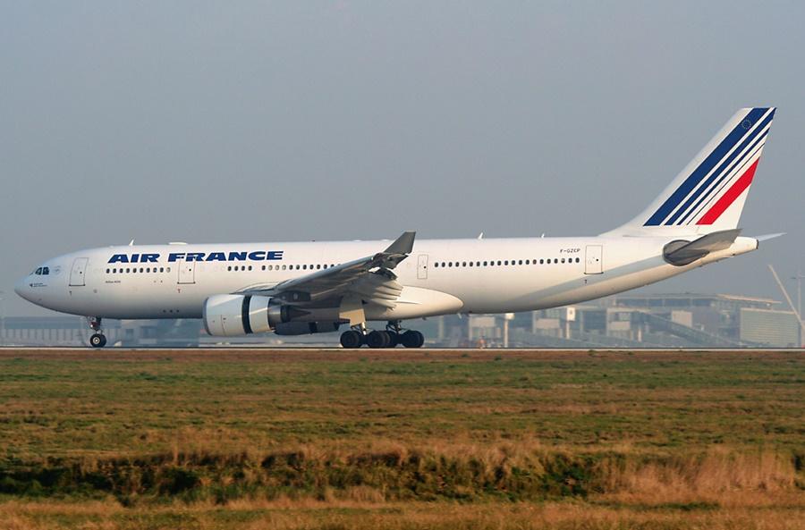 Noticias de aviones. Noticias de aviación. Airbus A330 de Air France